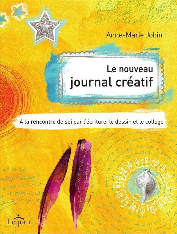 Journal Créatif® méthode crée par Anne-Marie Jobin